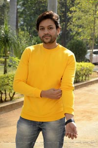 Rajath Raghav at MAD Movie Trailer Launch