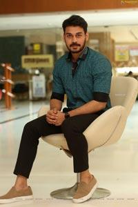 Ram Karthik at FCUK Movie Interview