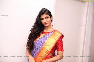 Riya Singh at Sutraa Fashion & Lifestyle Exhibition