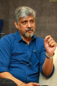 Sampath Raj at Check Movie Interview