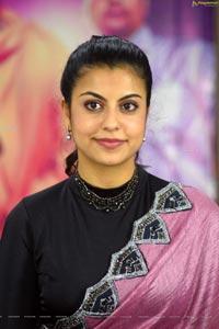 Sasha Singh at Climax Movie Trailer Launch