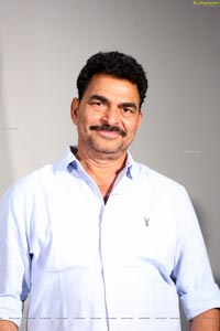 Shayaji Shinde at Bazaar Rowdy Movie Poster Launch