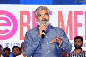 SS Rajamouli at Check Movie Pre-Release Event