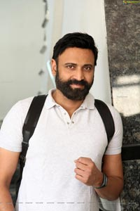 Sumanth at Kapatadhaari Interview