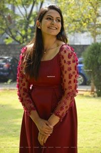 Swetaa Varma at MAD Movie Trailer Launch
