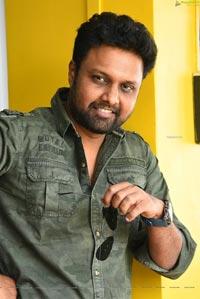 Uday Shankar at Kshana Kshanam Movie Interview