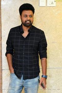 Uday Shankar at Kshana Kshanam Movie Pre-Release Event