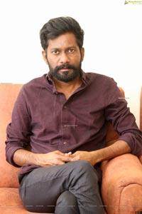 Buchi Babu Sana at Uppena Movie Interview