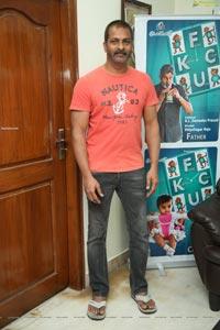 Director Vidya Sagar Raju at FCUK Movie Interview