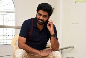 Vijay Kanakamedala at Naandi Movie Interview