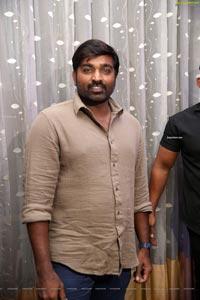 Vijay Sethupathi at Uppena Movie Pre-Release Event
