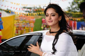 Beautiful Anshka Shetty
