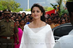 Beautiful Anshka Shetty