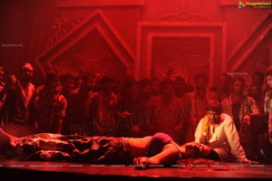 Charmi in Red Hot Dress
