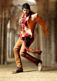 Handsome Hunk Prabhas