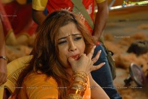 Kiran Rathod Spicy Stills