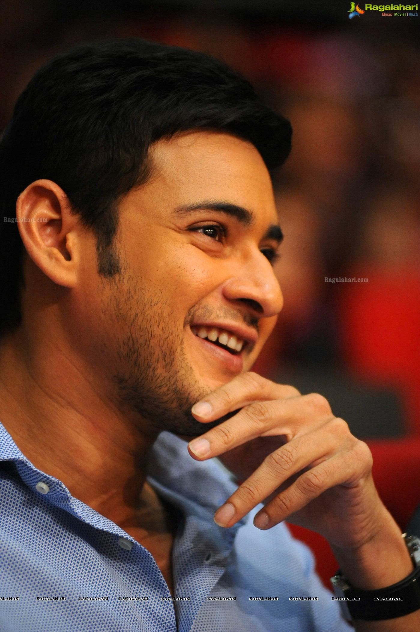 Mahesh Babu speaks about SVSC in press meet