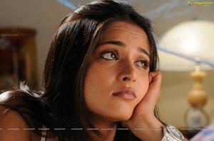 Anushka in Saree