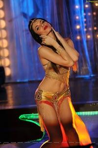 Scarlett Mellish Wilson in Shangai