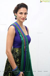 Shilpa Reddy at Aakruti Vastra
