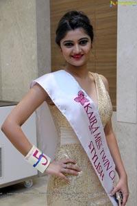 Hyderabad Model Pallavi Naidu