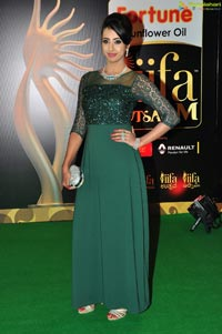 Sanjana IIFA 2016 Photos