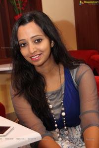 Singer Malavika