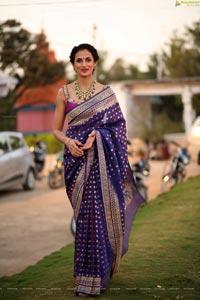 Shilpa Reddy @ Gudi Sambaralu 2017