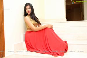 Hyderabad Model Kushboo at Dsire Exhibition