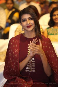 Manchu Lakshmi at Gayatri Audio Launch
