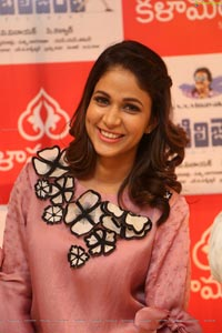 Lavanya Tripathi @ Inttelligent song launch