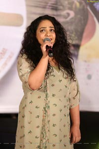 Nithya Menon at Awe Pre-release Event