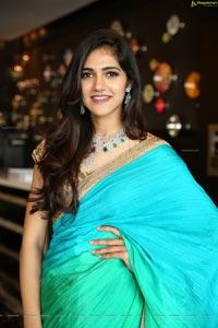 Simran Choudhary at Diva Galleria Jewellery Fashion Show