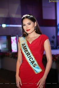Miss World America Andrea Meza