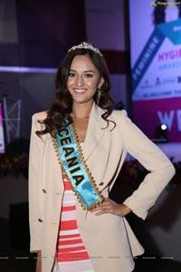Miss World Oceania Annie Dian Evans