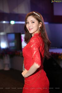 Miss World Asia Haeun Kim