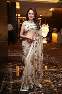 Pragya Jaiswal in Saree