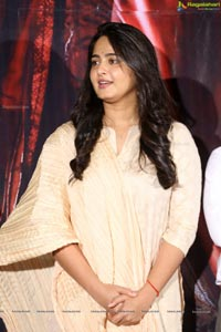 Anushka shetty at Bhaagamathie Success Meet