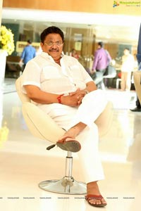 C Kalyan Interview Photos
