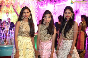 Saikesh and Vandana Wedding Reception