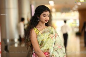 Aksha Kotapati at Hi-Life Exhibition