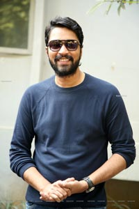 Allari Naresh at Naadi Movie Opening