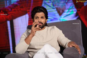 Allu Arjun at Alavaikuntapuramlo Interview