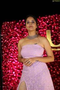 Anasuya Bharadwaj at Zee Cine Awards Telugu 2020