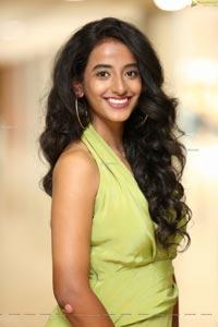 Apoorva Srinivasan at Hi-Life Exhibition