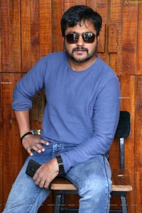 Bobby Simha at Disco Raja Movie Interview