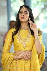 Kritya Sudha Karda at Sri Krishna Jewellers