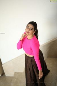 Manjusha at Ala Vaikunthapurramuloo Thanks Meet
