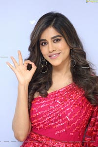 Nabha Natesh at Disco Raja 3rd Song Launch