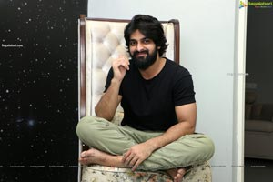 Naga Shaurya at Aswathama Movie Interview